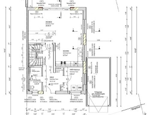 Werkplanung DHH Kirchen