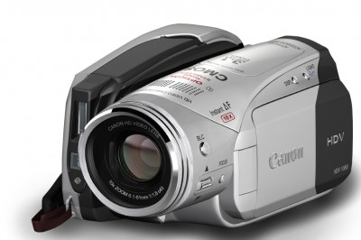 Produkt-Visualisierung Canon HDV 1080