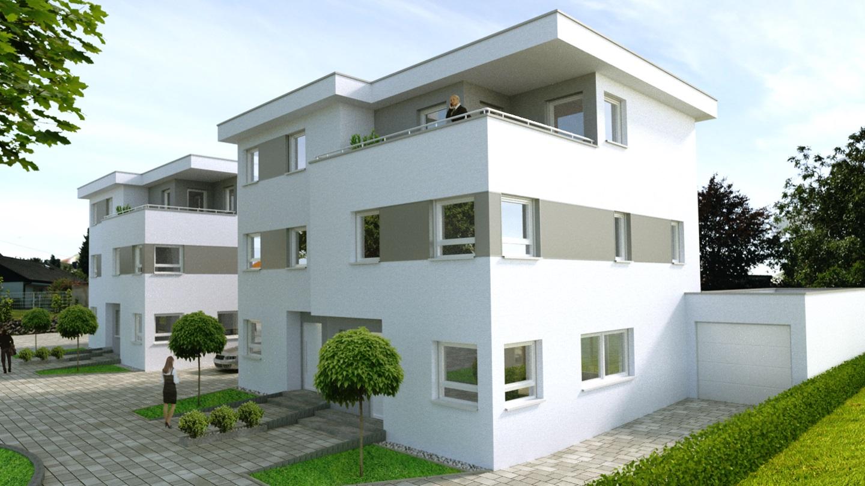 Architekturvisualisierung DHH Neuwied
