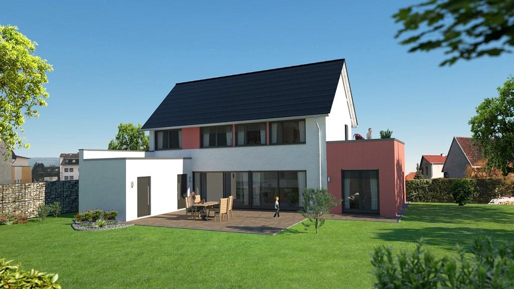 Architektur-Visualisierung Dudenhofen