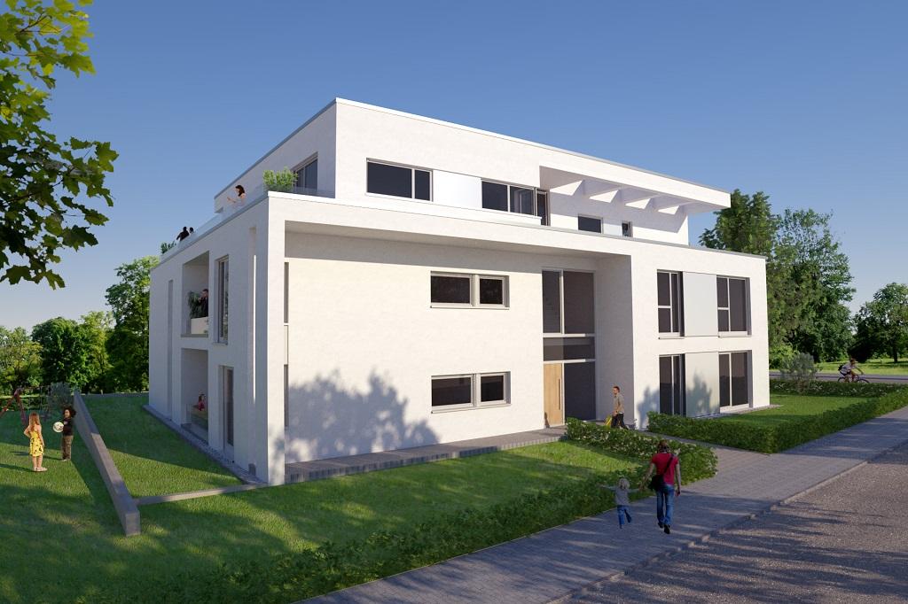 Architektur Visualisierung BU 13