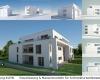 Architektur Wettbewerb Layout