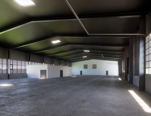 Ausführungsplanung zum Neubau einer Produktionshalle
