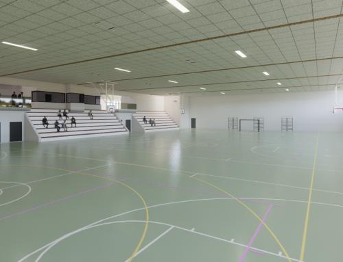 Dreifeldsport- und Mehrzweckhalle
