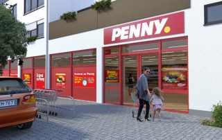 Umbau Penny-Markt Darmstadt
