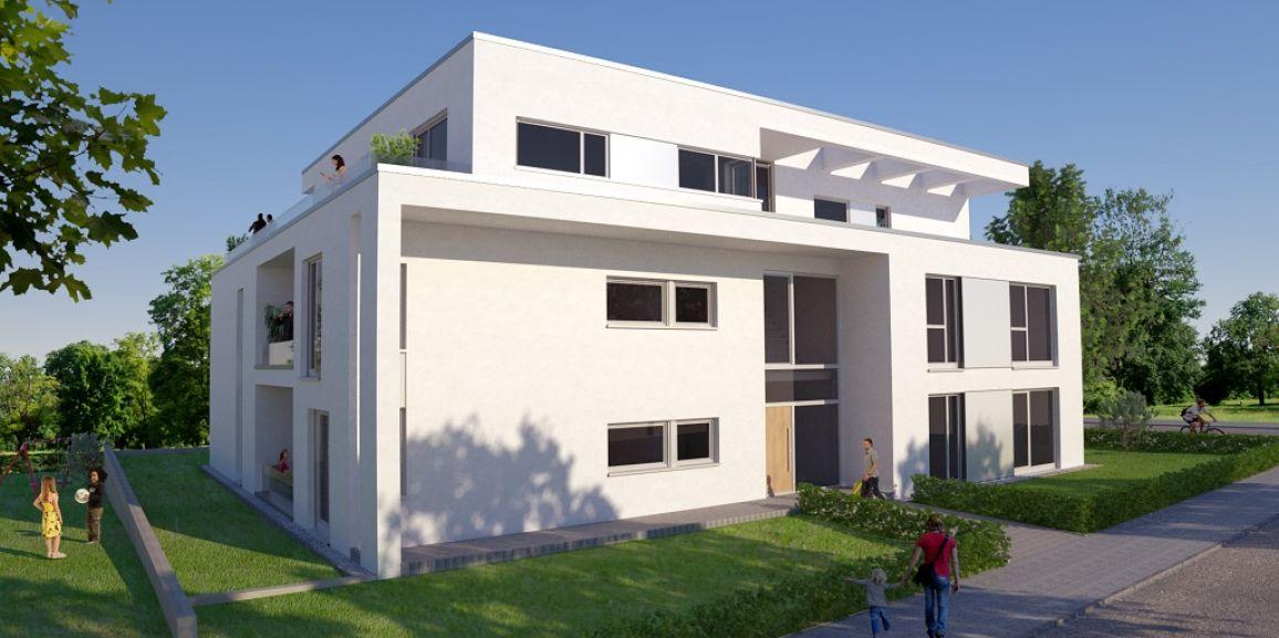 Architekturwettbewerb BU13