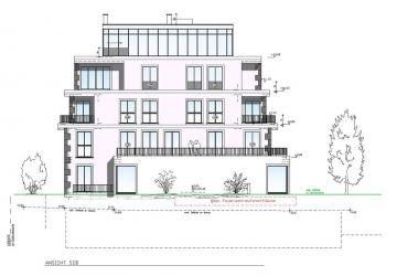 Errichtung eines Wohn- und Geschäftshauses