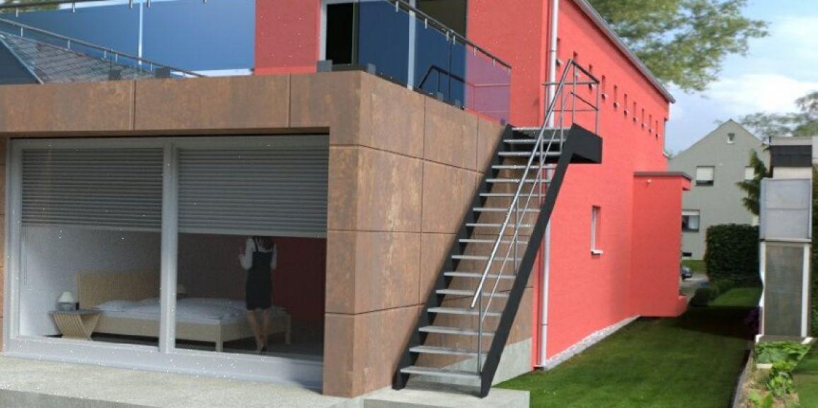 Architektur Visualisierung Trierweiler