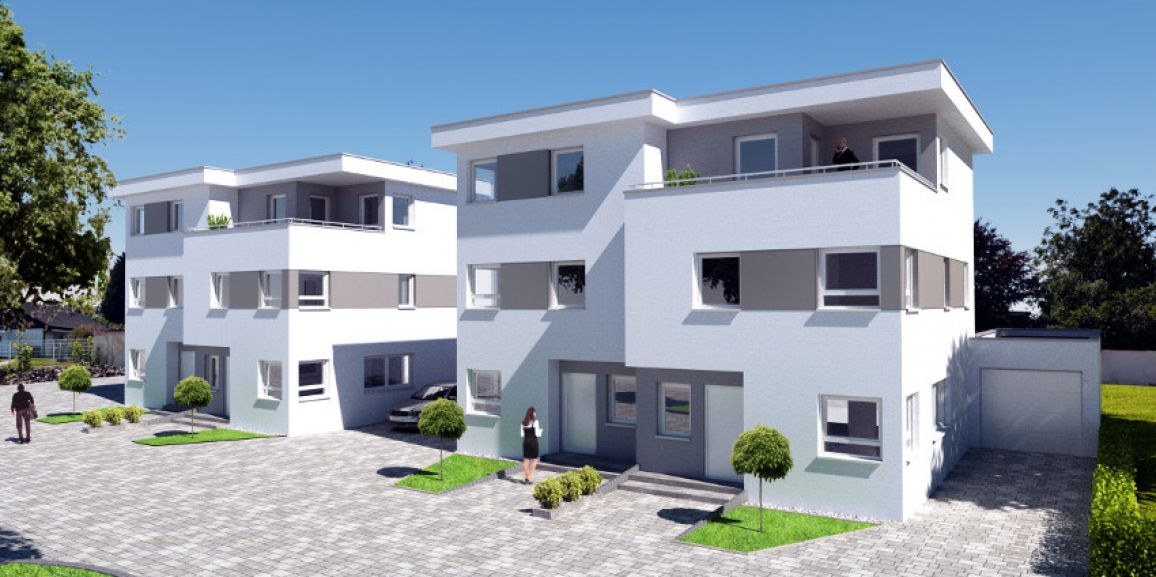 Doppelhäuser Weissenthurm