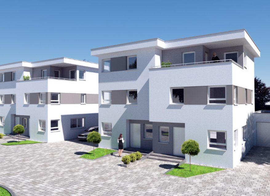 Doppelhäuser Weißenthurm