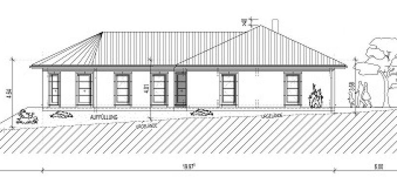 Bauantrag – Einfamilienwohnhaus in Konz