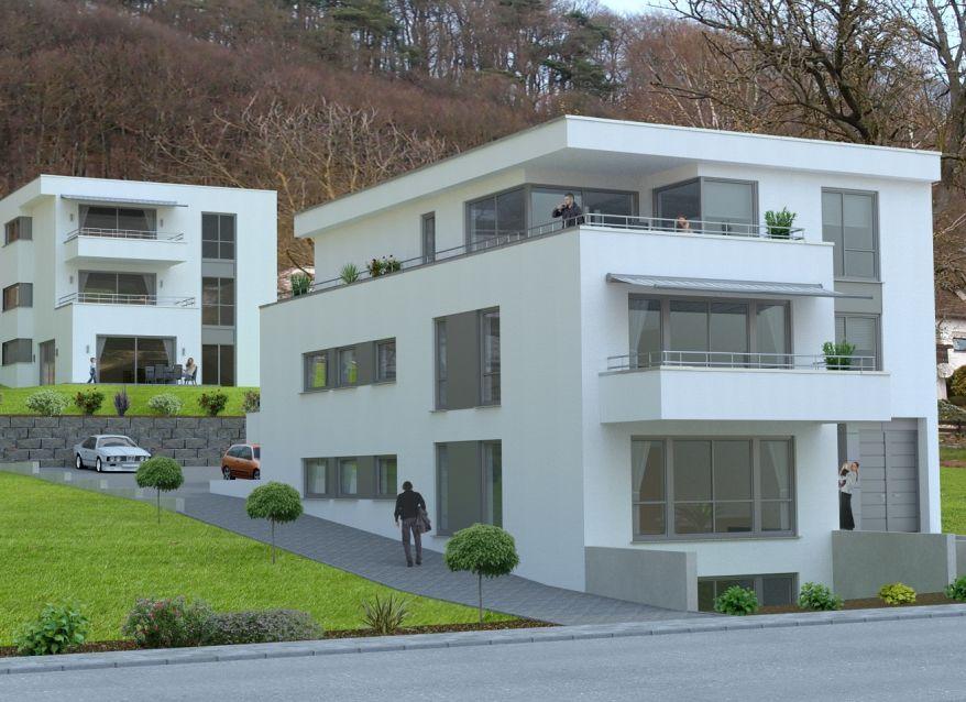 Architektur Visualisierung Biewerer Str.