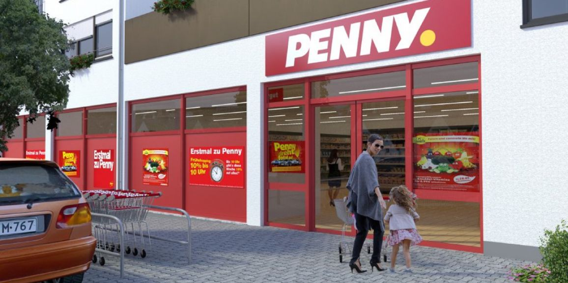 Penny Markt in Darmstadt
