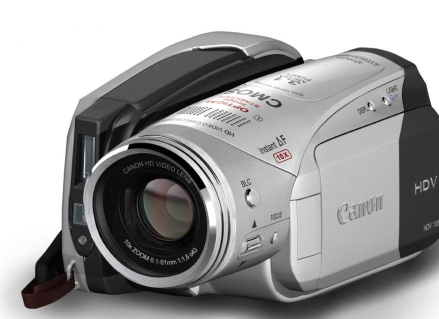 Canon HDV 1080