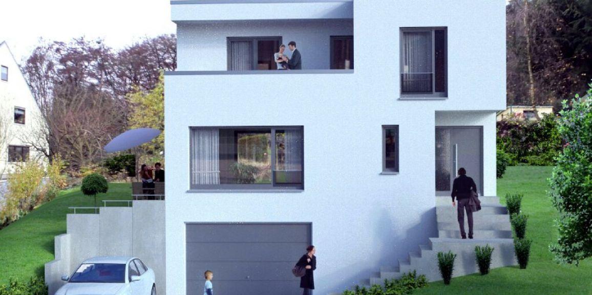 Wohnhaus Igel