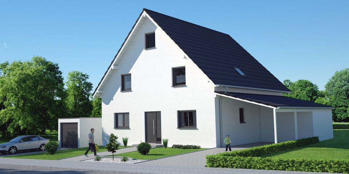 Wohnhaus in Konz