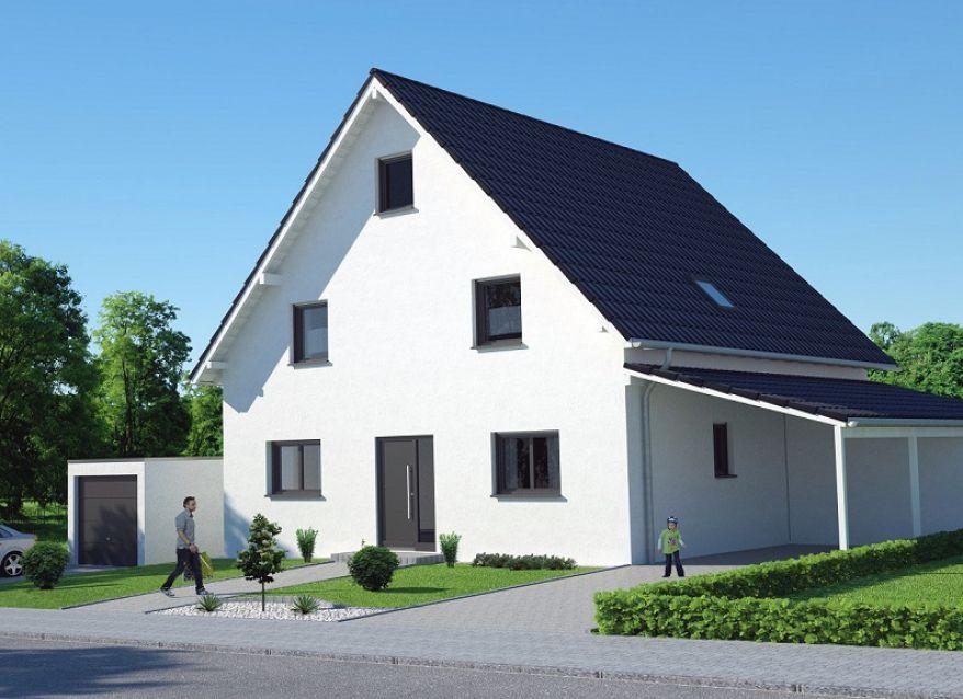 Einfamilienwohnhaus in Konz